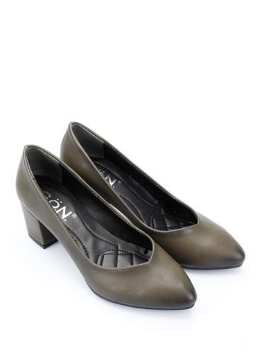 G.Ö.N. Ayakkabı Haki